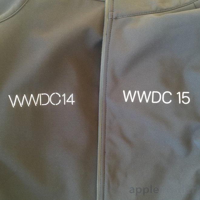 WWDC2015のジャケット (1)