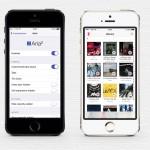 Aria 2 (iOS 8.4+) : iOS 8.4以降のミュージックアプリを使いやすく変更 [脱獄アプリ]