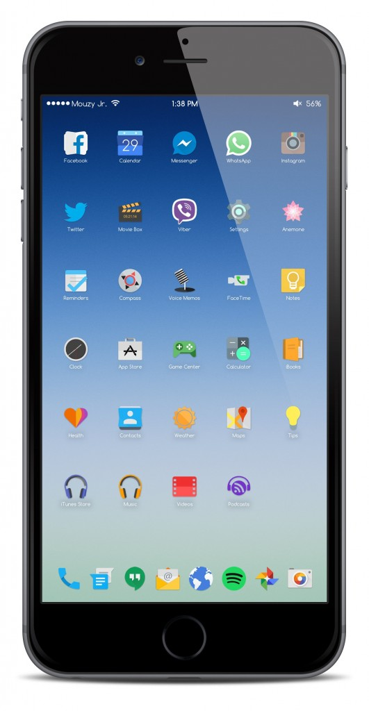 Moondroid Lollipop Theme (1)