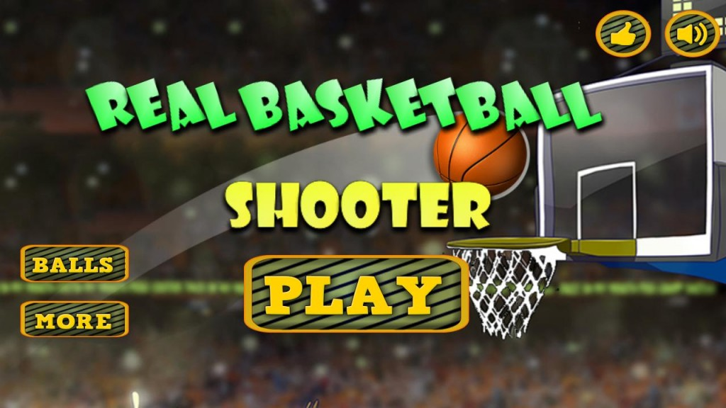 Real Basketball Shooter