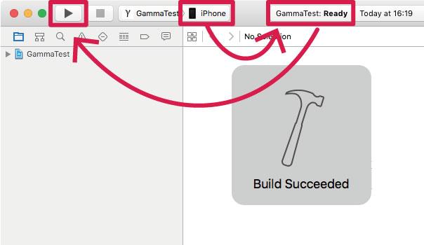 GitHubのアプリをXcodeでビルド