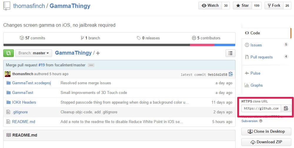 GitHub add Xcode