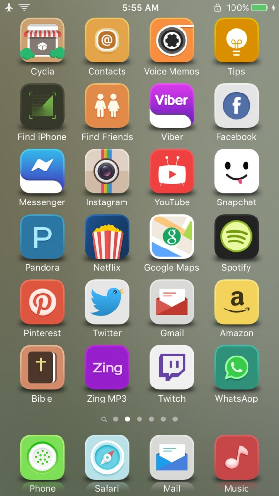 Laris for iOS9 (2)