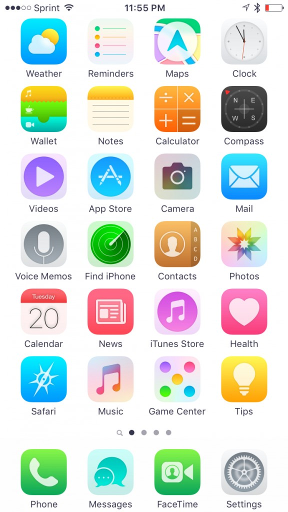 Soft for iOS 9 (2)