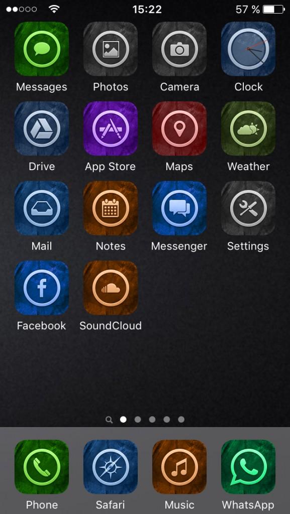0netic iOS 9