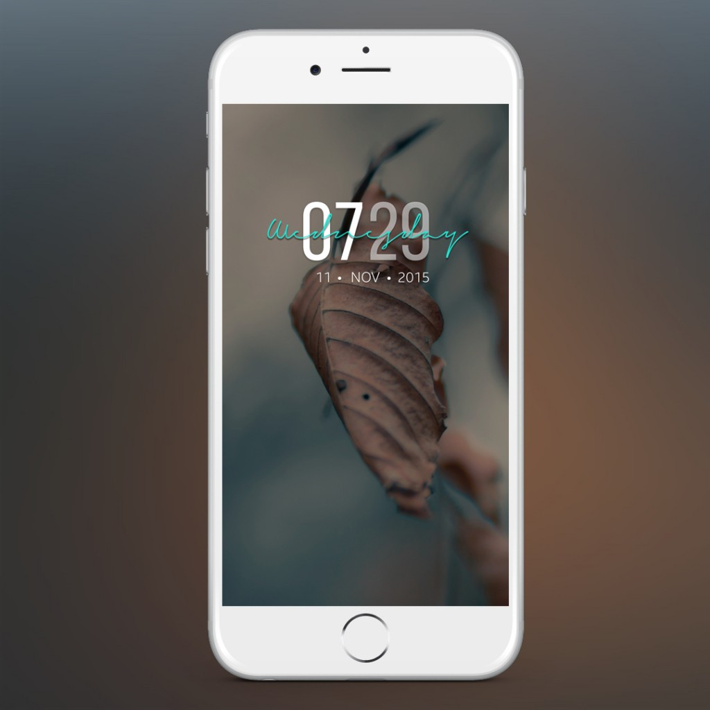 LockPlus DriedLeaf