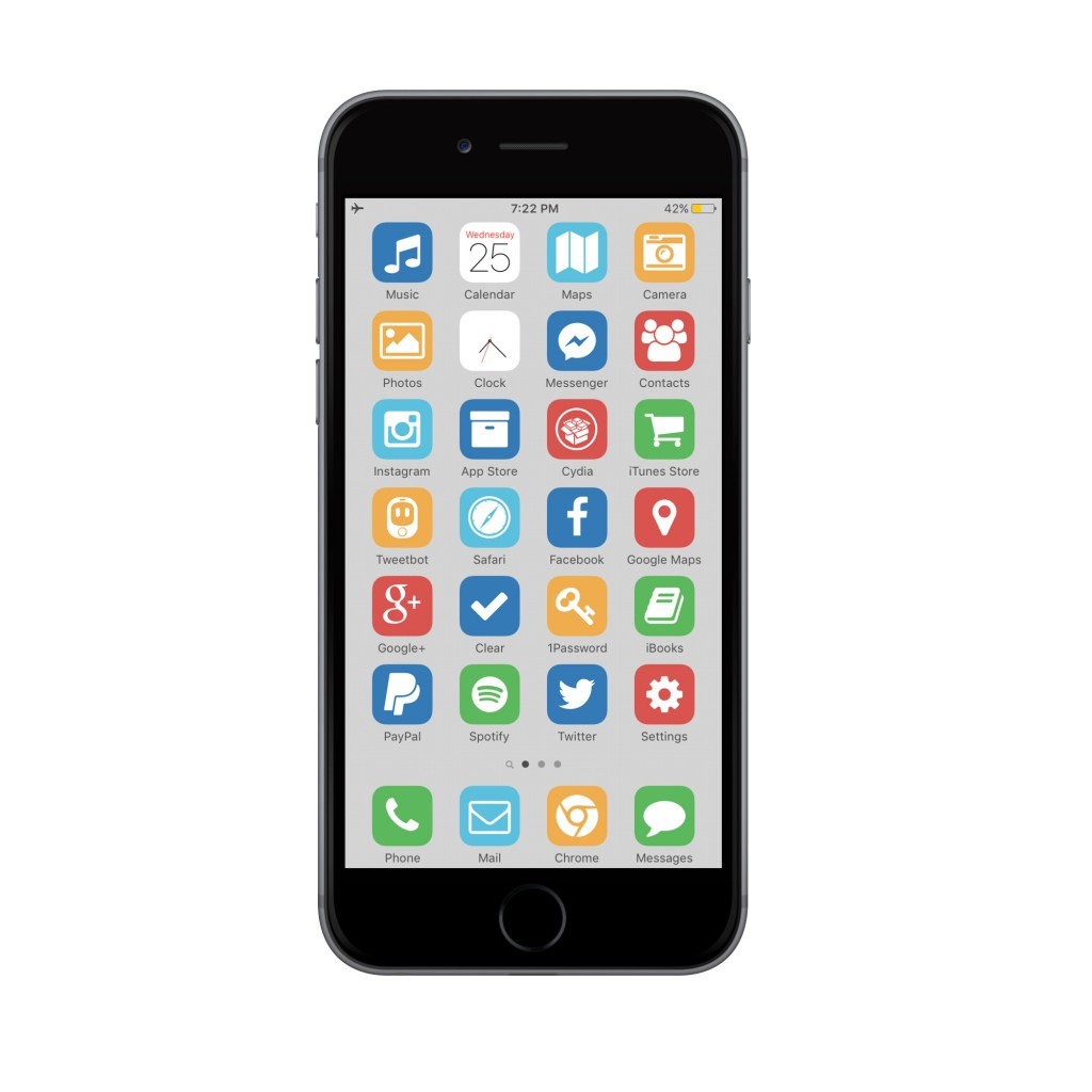 Bootstrap iOS92