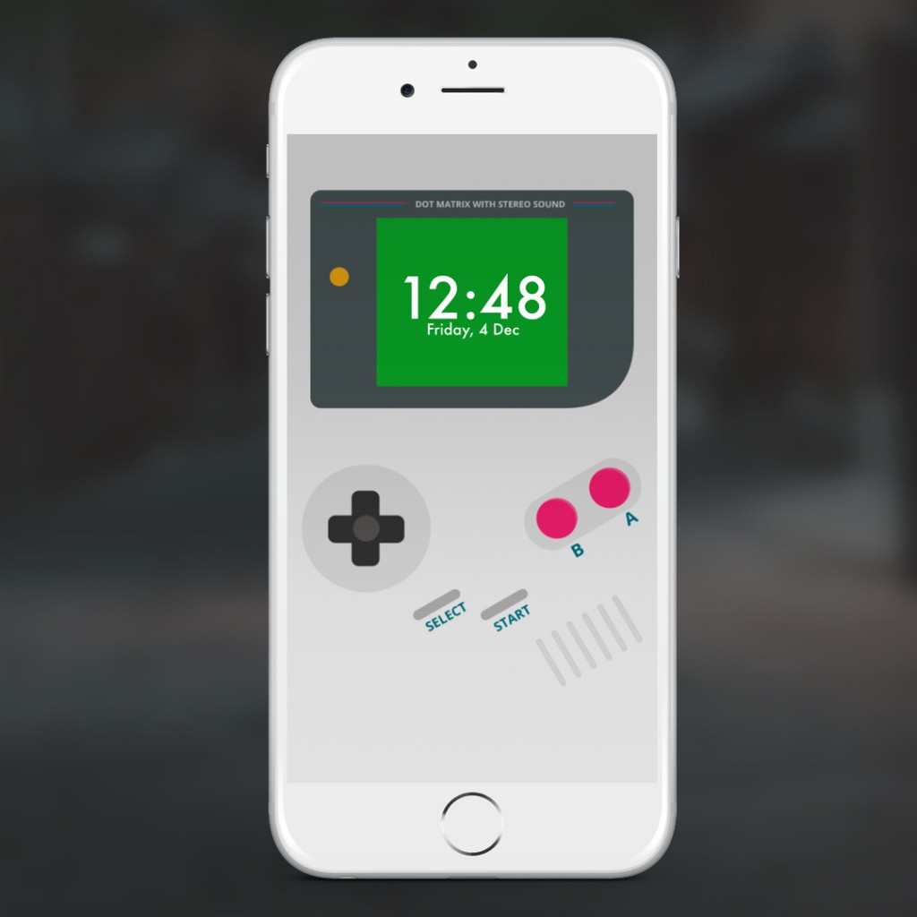 LockPlus GameBoy