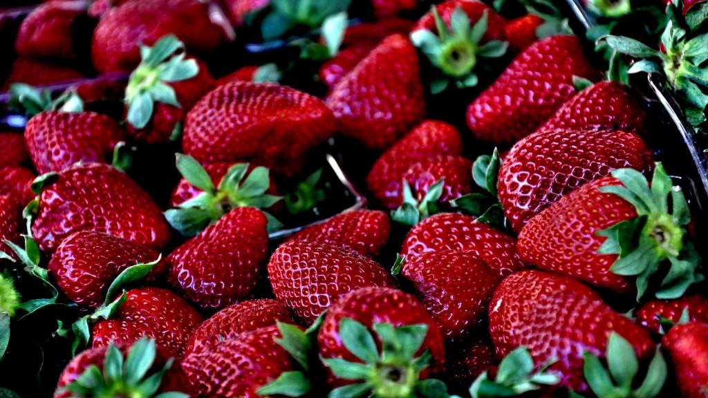strawberry-red-macro-39031