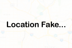 location-fake