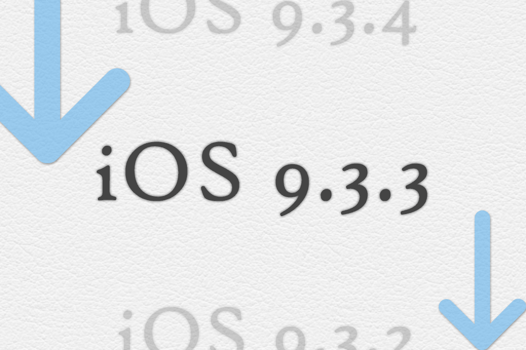 how-to-downgrade-ios-933