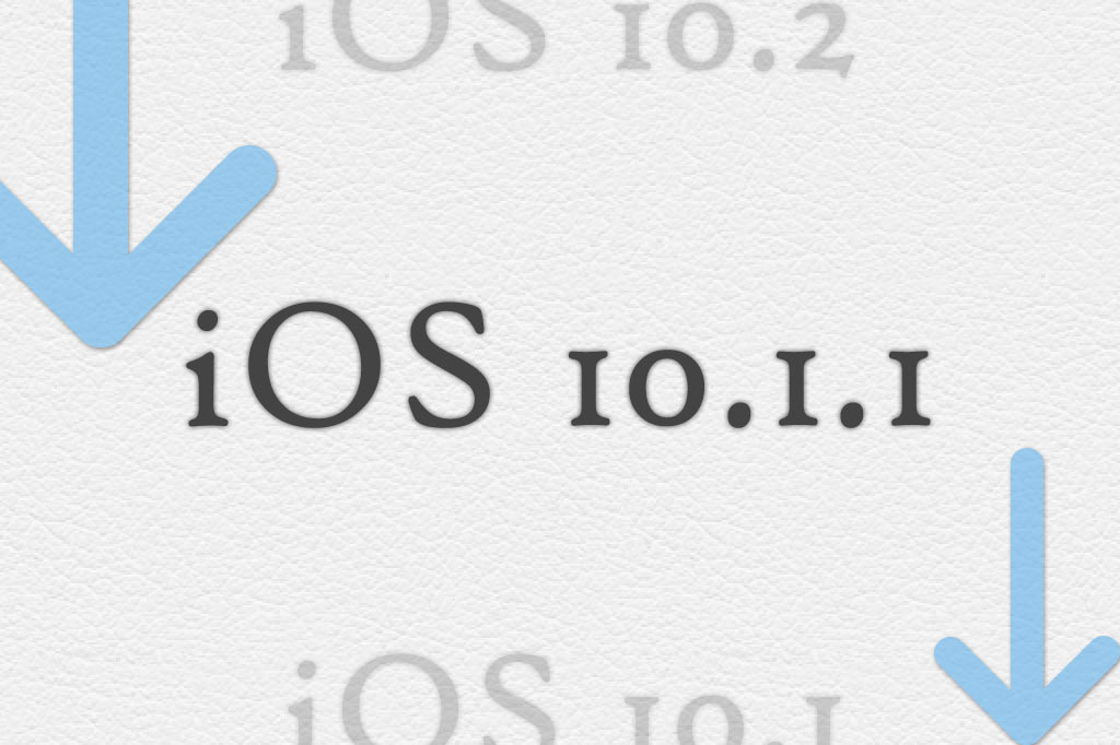 how-to-downgrade-from-ios-10-2-to-ios-10-1-1