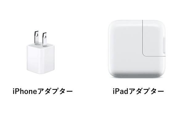 iPadアダプター